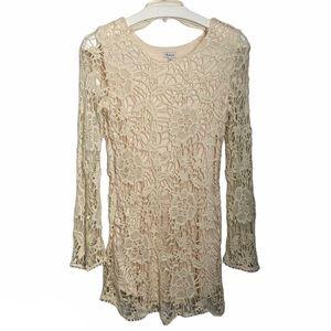 🍍 B_ENVIED Lace Dress